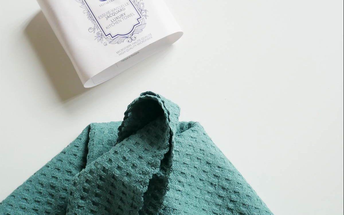 Produits d'entretien faits maison : Essuie-Vaisselle