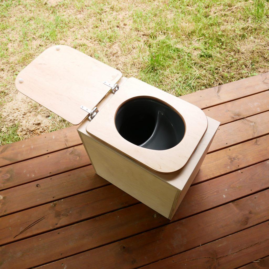 Toilettes sèches en kit